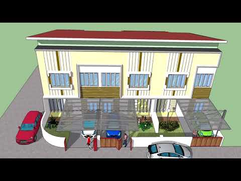 Contoh Town House