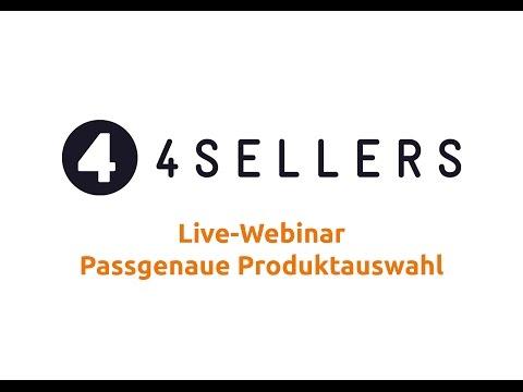 4SELLERS: Live-Webinar:  Wie Sie Kunden optimal im Shop beraten