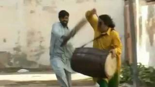 ‪pakistani punjabi funny song-by[tanvir] gujrat pk