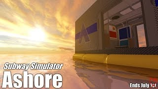 ROBLOX Subway Simulator Ashore (PC)