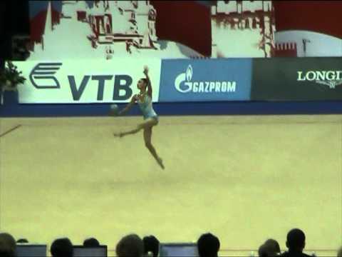 Peng  Linyi   ball    Qualification  World  Championships 2010