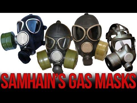 Серия противогазов ПМК (От ПМК-1 до ПМК-5)   Soviet PMK gas mask