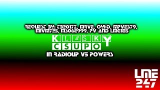 ({Late} 700 SUBSCRIBERS SPECIAL/REQUESTED) Klasky Csupo in Radioup V5 Powers