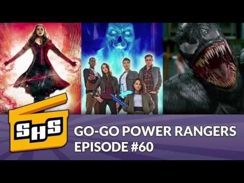 Go-go Power Rangers   Episode 60   Superhero Slate