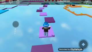 ROBLOX THE MOST ENTERTAINING AND INFINITE PARKOUR OF ROBLOX PART 1