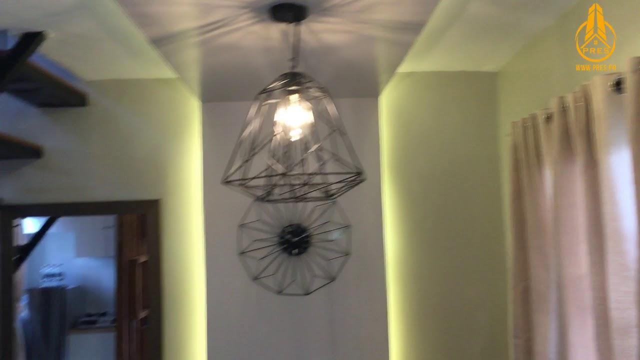 Lumina Bacolod Angeli Townhouse Dressed Up Unit Youtube