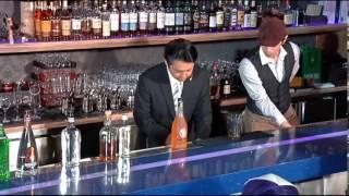 2013 Suntory Cocktail Award 調酒講座 - 製作經典調酒的重點 (1/4)