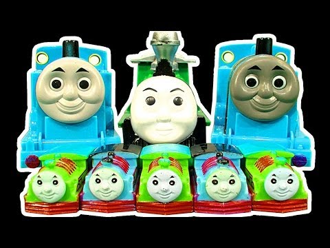 Thomas Tank Dark Side Knock Off Toys Ep 8 Tomy Toy Story Smashing Crashing Train Accidents
