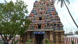 Thiruvathavur ~ Alternate to Meenakshi Amman Temple / Maha Kumbabishegam *