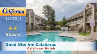 Good Nite Inn Calabasas, Calabasas Hotels - California