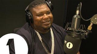 Big Narstie Freestyle for BBC Radio 1's Asian Beats