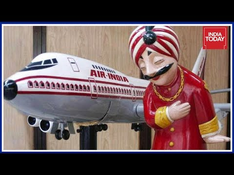 Maharajah For Sale : Modi Cabinet Approves To Disinvestment Of Air India