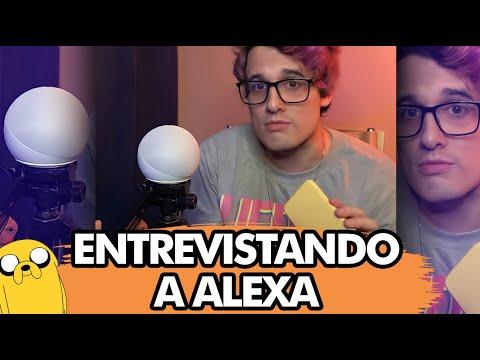 ENTREVISTEI A ALEXA - CANAL DO CLEPTON