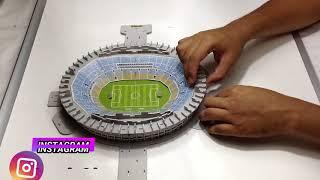 """Estadio Maracaná"" - Puzzle 3D"