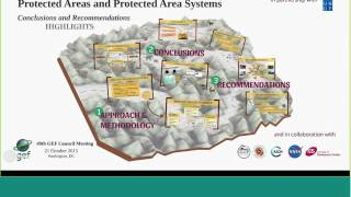 Impact Evaluation Support to Protected Area System Discussion