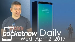 Samsung Galaxy S8 Bixby delays, LG G6 facial recognition & more   Pocketnow Daily