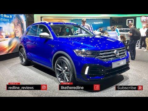 2020 Volkswagen T-Roc R – Redline: First Look – 2019 Geneva Motor Show