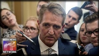 TRAITOR Jeff Flake CONFESSES On Way Out Making Him Look Like An EVEN BIGGER JERK Than We Thought