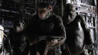 Война планеты обезьян - Русский Трейлер 2017 (Гоблинский перевод)