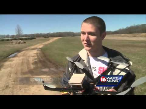 Case Files: Drones in Mississippi