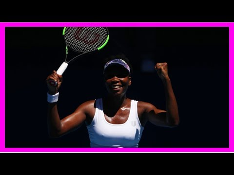 Venus Williams targeted to the Tokyo Olympic bid-CNN Video