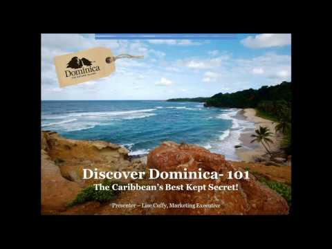 Travel Webcast - 101 on Dominica (4/6/2017)