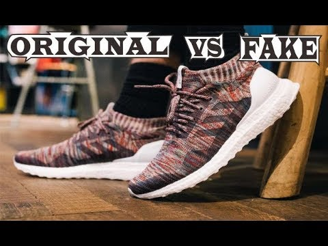 best cheap 4bd0f c221c Adidas Ultra Boost Mid Kith Aspen Original & Fake