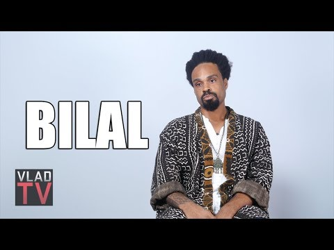 Bilal on Difference Between Working with Jay-Z, Kendrick Lamar and Prince Part 4