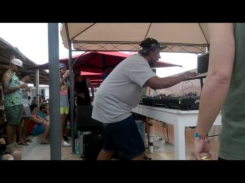 DJ Marky And DRS Sun And Bass 2015