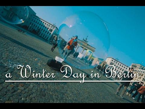 a Winter Day in Berlin - SONY A7S & Zhiyun Crane