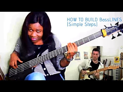Download L#74. How To Create Basslines (Simple Steps) #basslines #createbass #sebastienzunino #jazzfusion