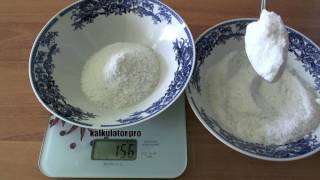 Сколько грамм соли в столовой ложке