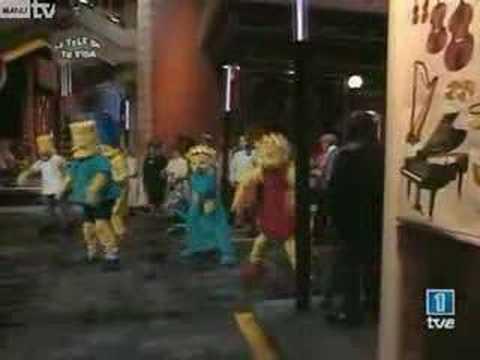 LA TELE DE TU VIDA  The Simpsons