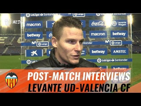 LEVANTE UD-VALENCIA CF | POST-MATCH INTERVIEWS