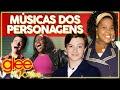 PRIMEIRA E ULTIMA MUSICA DE CADA PERSONAGEM EM GLEE! Glee 10 anos | Alice Aquino