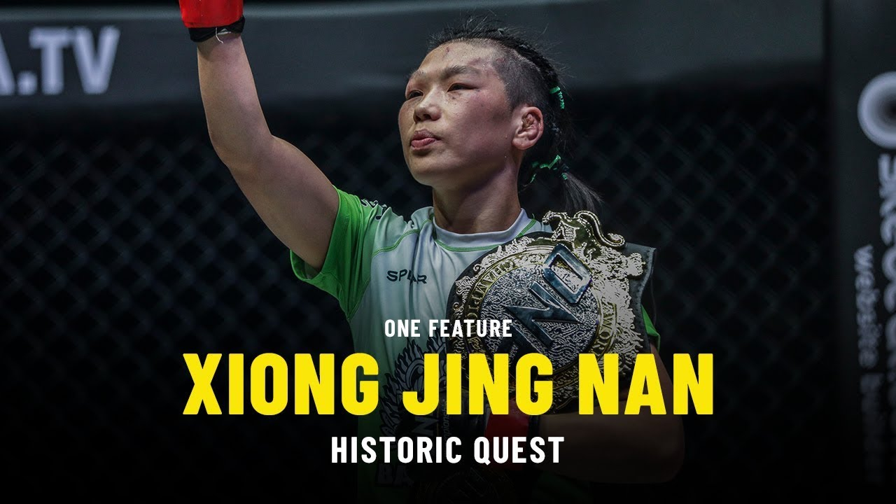 Xiong Jing Nan's Historic Quest | ONE Feature