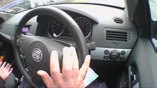 Vauxhall Astra Diesel 2004 Review/Road Test/Test Drive