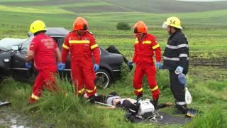 Accident intre Turda si Tureni: 3 morti! (03.06.2016)