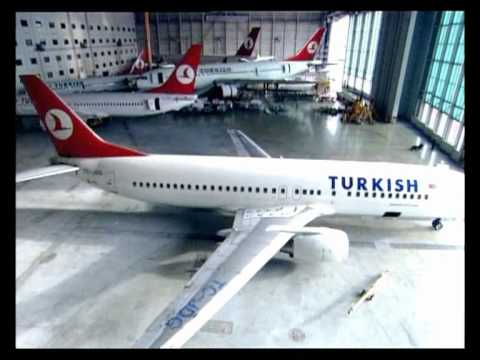 Turkish Airlines - Nostalgic Commercials: Gateway to the Globe