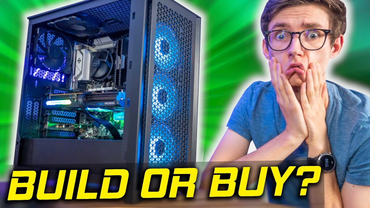 Should You Build Or Buy A Gaming PC In 2021? 😀