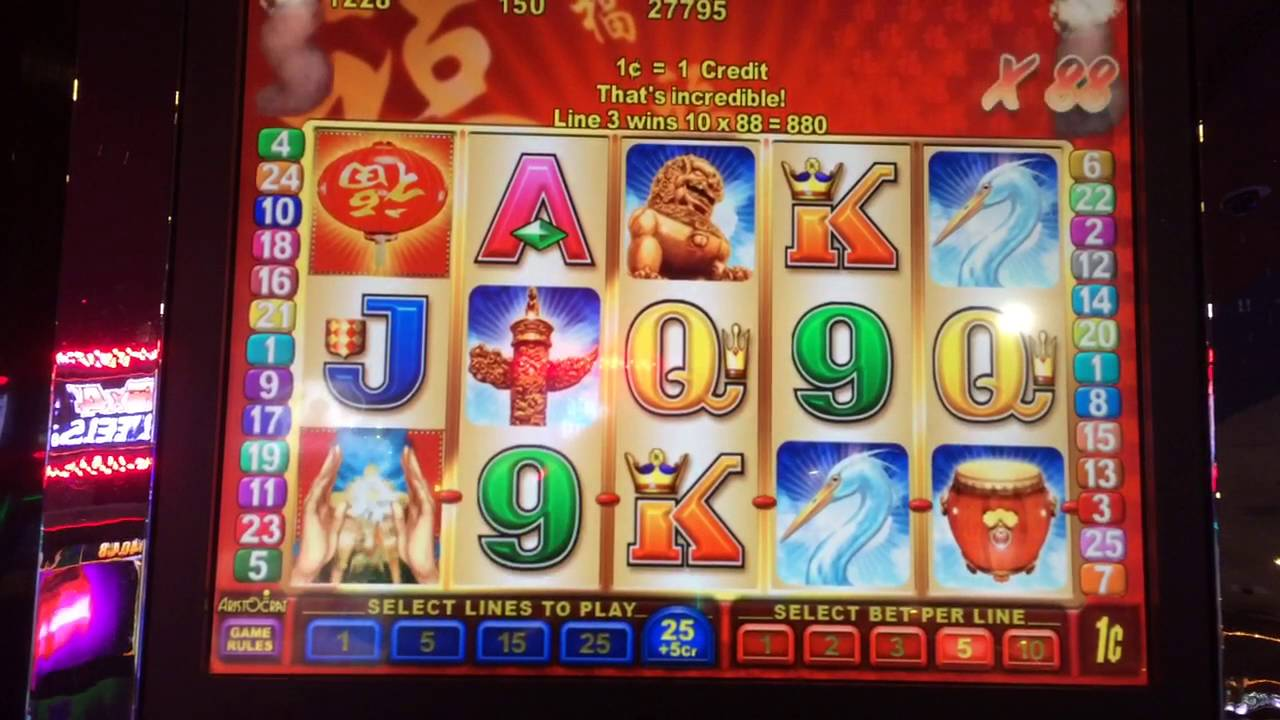 Lucky 88 Big Win