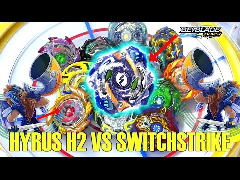 HYRUS H2 VS ALL SWITCHSTRIKE EVOLUTION BEYS!