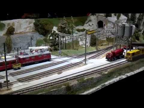 Great Central (Nottingham) Model Rail Show at Ruddington 30/07/2016