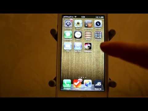 iPhone 5.#Обзор приложения Wallpapers hd.