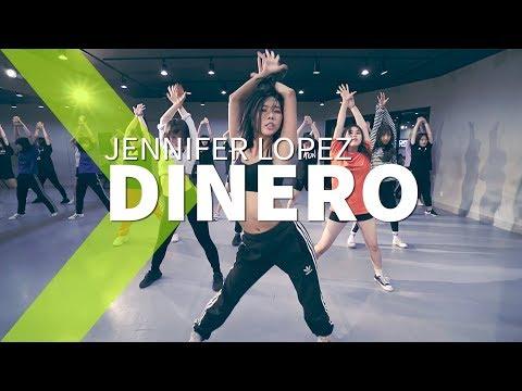 Jennifer Lopez - Dinero ft. DJ Khaled, Cardi B / HAZEL Choreography.