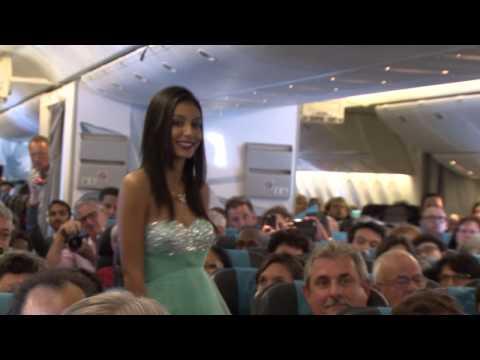 Air Austral Miss Reunion 2015