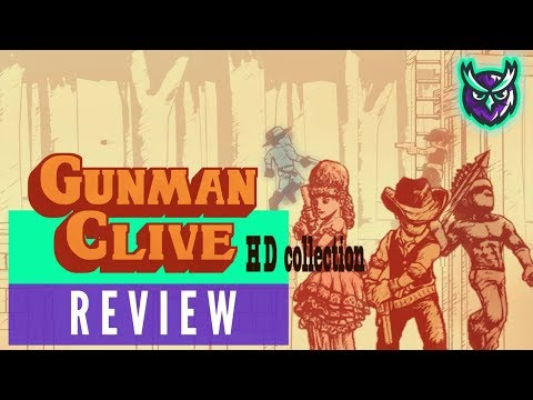 Gunman Clive HD Collection Switch Review (Absolute BARGAIN!)
