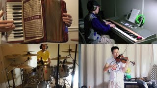 Repeat youtube video Professor Layton Main Theme Band Cover