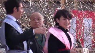 今年も歩いて20分の成田山にいきました。 でも目的はお参りではなくあさ...