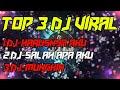 DJ REMIX SLOW FULLBASS - HARUSNYA AKU + SALAH APA AKU + MUNGKIN  DJ TIKTOK TERHITZ